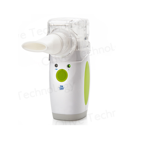 AMPAC GROUP | Portable Mesh Nebulizer (battery operated)